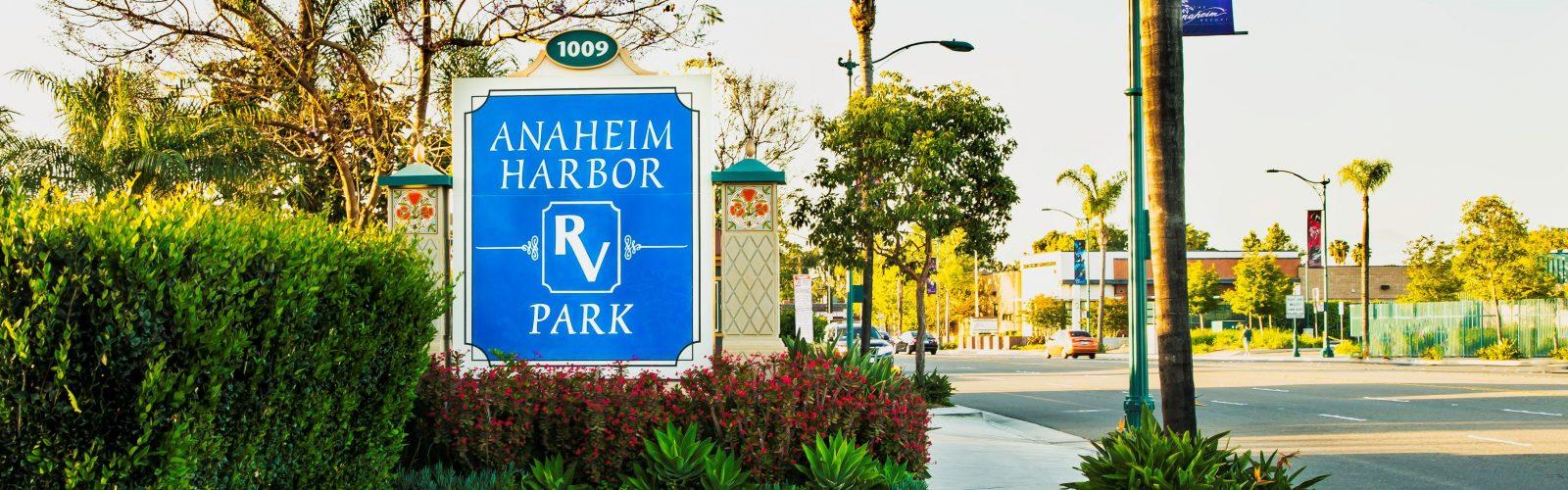 Anaheim Harbor RV Park | Closest RV Park to Disneyland
