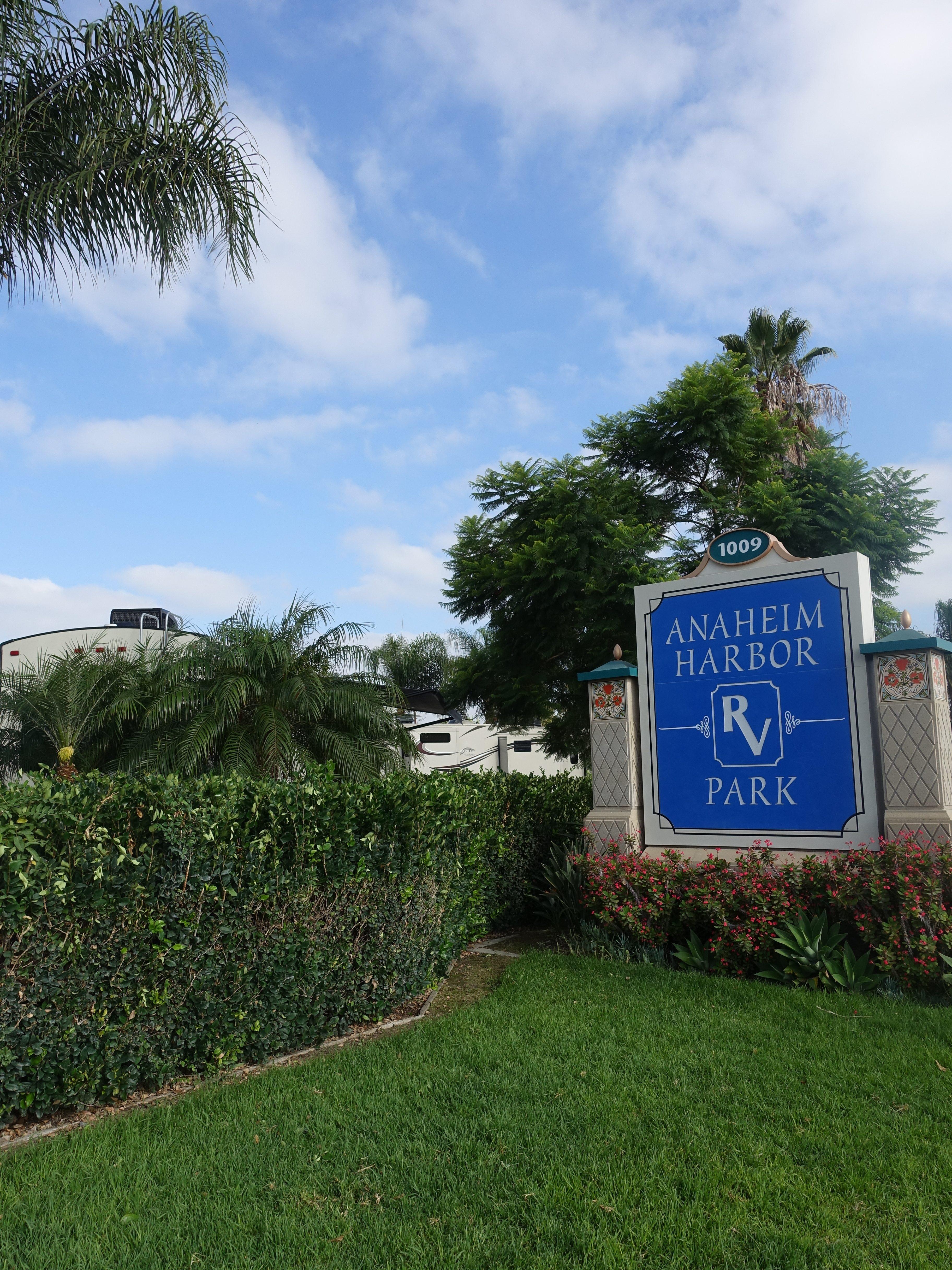 Anaheim Harbor Rv Park Photo Gallery