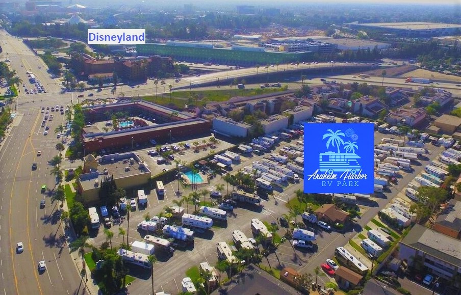 Anaheim Harbor Rv Park Closest Rv Park To Disneyland